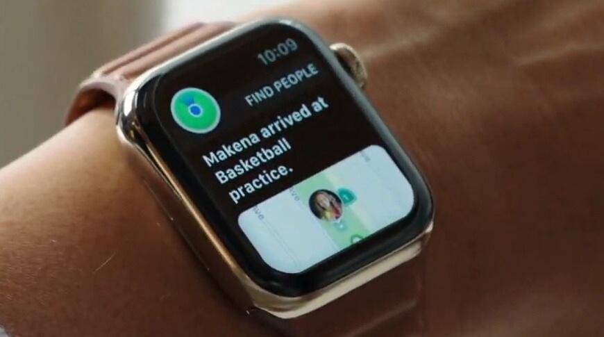 تنظیمات خانواده اپل واچ سری 6