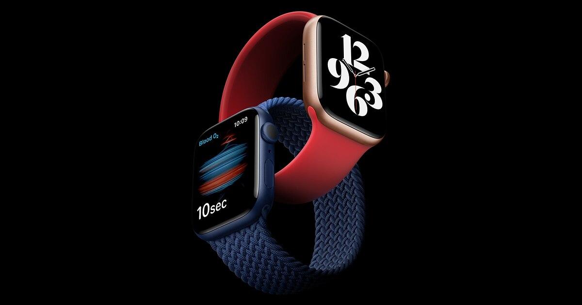 اپل واچ سری 6 قیمت مشخصات فنی