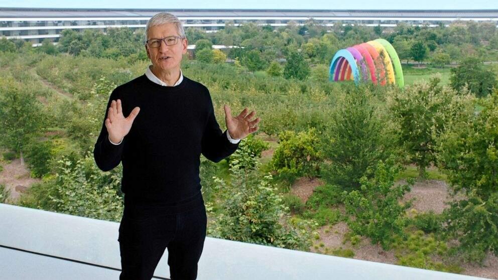 رویداد اپل سپتامبر ۲۰۲۰