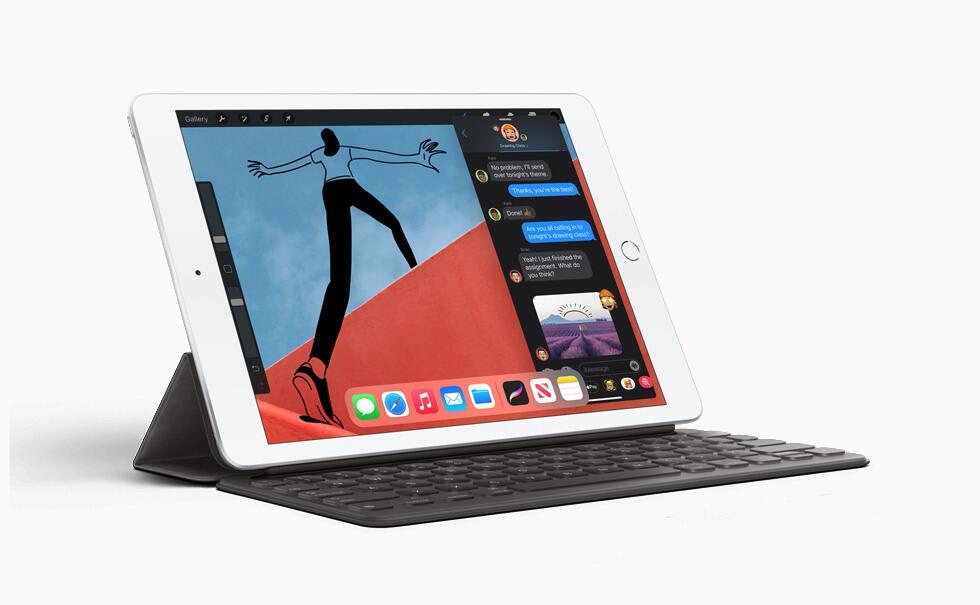 آیپد نسل هشت اپل جدید ۲۰۲۰