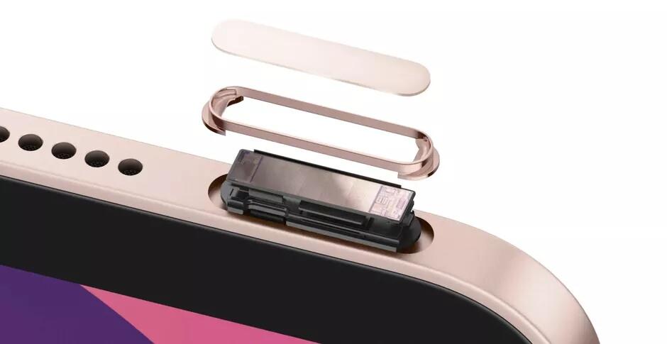 تاچ آیدی آیپد ایر نسل چهارم اپل
