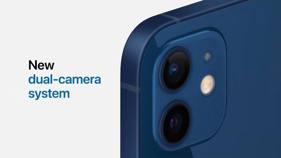 مشخصات دوربین آیفون ۱۲ و ۱۲ مینی