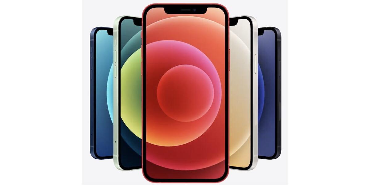 موبایل ایفون ۱۲ جدید اپل