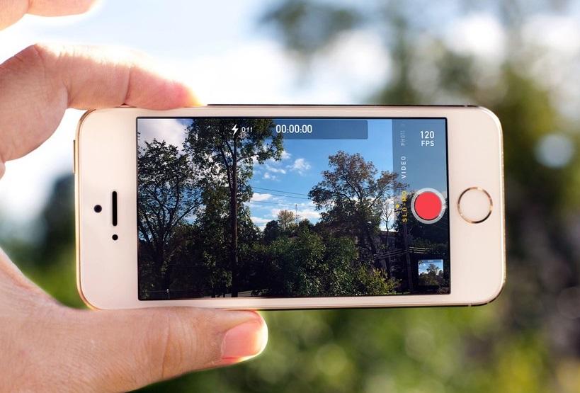 مشخصات دوربین آیفون ۵ اس