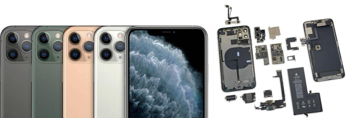 خرید قطعات آیفون 11 پرو مکس اپل